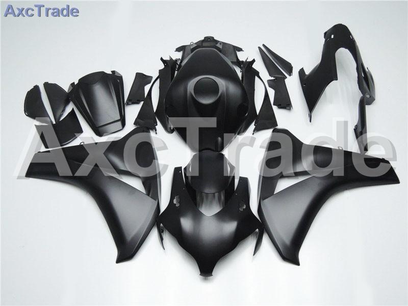Motorcycle Fairings For Honda CBR1000RR CBR1000 CBR 1000 RR 2008 2009 2010 2011 ABS Plastic Injection Fairing Bodywork Kit Black