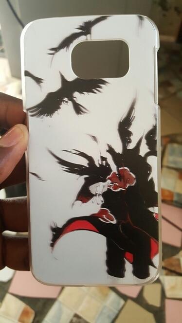 Naruto Itachi Phone Case For Samsung photo review