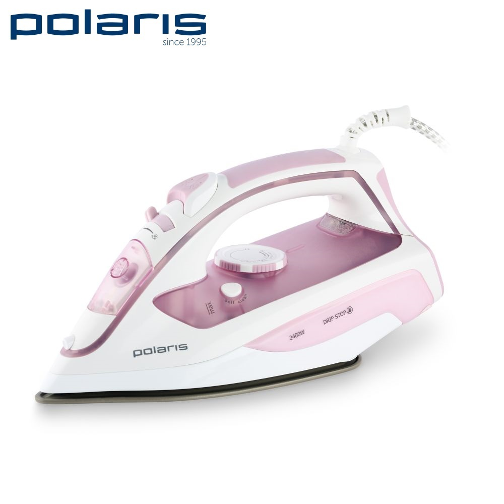Iron Polaris PIR 2469 K Iron for ironing Mini iron steam iron Steam generator for clothing Irons Electric steamgenerator Small steam station philips gc6804 20 steam generator iron ironing set steam iron steamgenerator gc 6804 electriciron