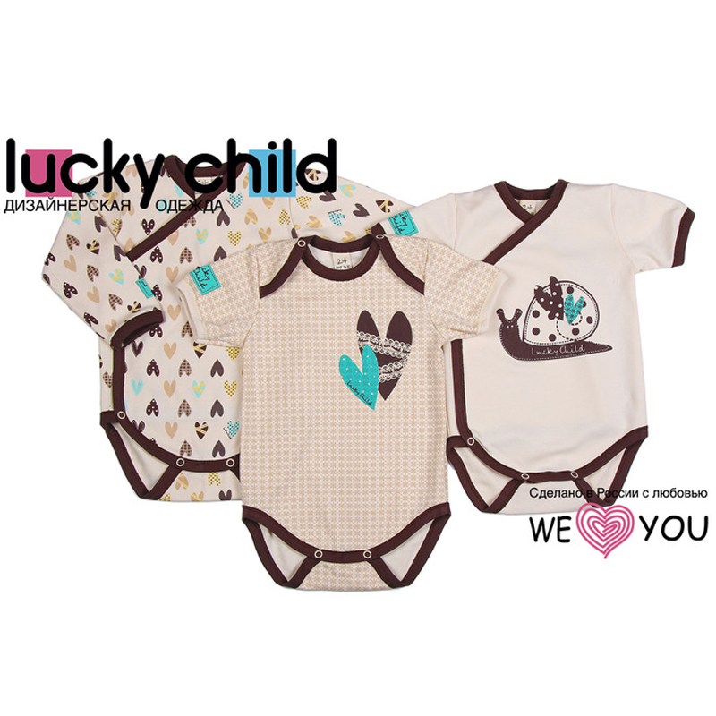 Bodysuit Lucky Child Kid clothes аксессуар чехол для samsung galaxy tab a 10 1 sm t580 t585 it baggage black itssgta105 1