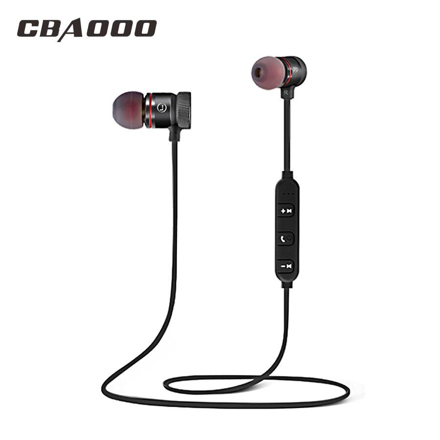 Senza fili Bluetooth Auricolare Sport Auricolari Fone de ouvido Per Il Telefono Bluetooth Neckband Cuffie Écouteur