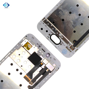 """Image 3 - Volledige Lcd 5.2 """"Voor Meizu Pro 6 Lcd Touch Screen Assembly + Frame Compleet Screen Voor Meizu Pro6 m570M M570H Display"""