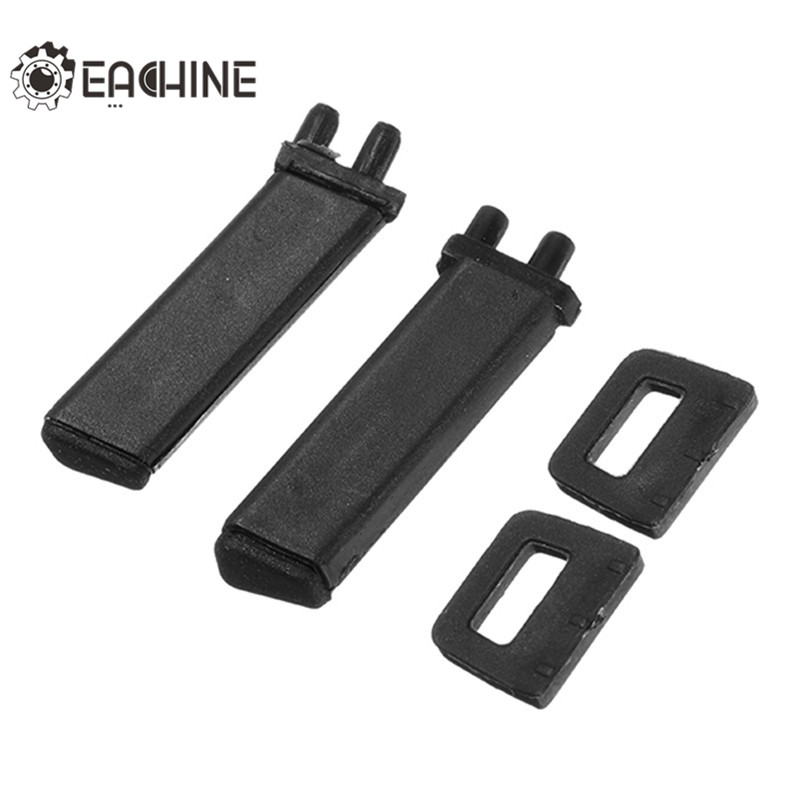 Original Eachine E58 WiFi FPV RC Quadcopter Spare Parts Landing Gear Skids Sets Left/Right Frame Parts Protection Accessories