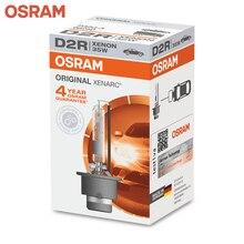 Ксеноновая лампа OSRAM XENARC ORIGINAL D2R цвет белый 48В 35Вт 4200К срок службы 3000ч (1 шт)