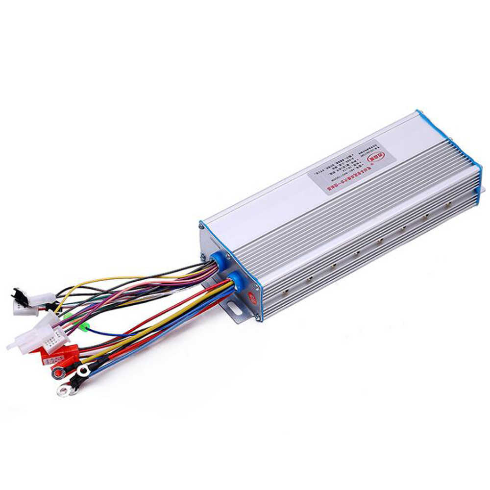 48V-72V DC 1000W Electric Bicycle Brushless Speed Motor Controller E-bike & Scooter