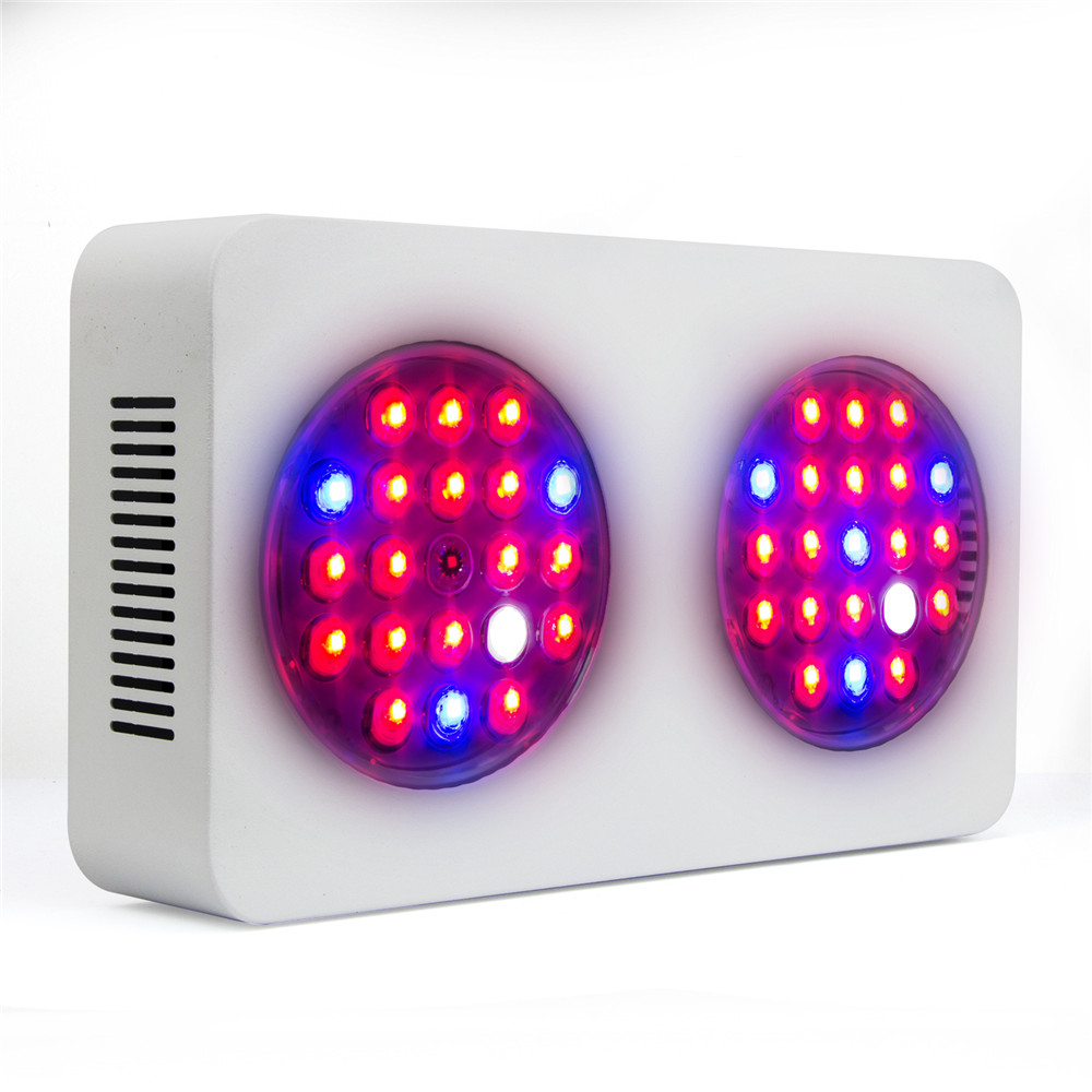 CF Grow 210W LED Grow Light Full Spectrum Hydroponic Plant Growing Lamp for Indoor Greenhouse Tent Flowers Fruit Growth Lighting 2016 new led grow panel 165w led grow light 1131red 234blue led plant lamp for flowers grow box tent greenhouse grows lighting