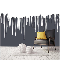 Black White Lines Wallpapers Modern Creative 3D Wall Papers for Living Room Home Decor Background Photo Wall Murals Wallpapers