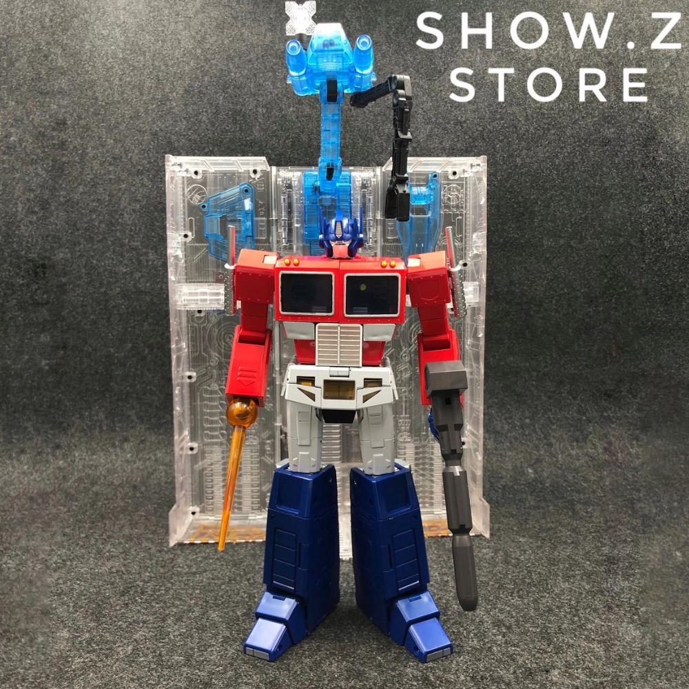 [Show.Z Store] Transform Element TE-01 TE01 Masterpiece MP10 MP-10 OP Transformation Action Figure