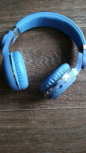 Bluedio T2+ Wireless Bluetooth 5.0 Stereo Headphone sd card&FM radio Headset with Mic High Bass Sounds-in Bluetooth Earphones & Headphones from Consumer Electronics on AliExpress