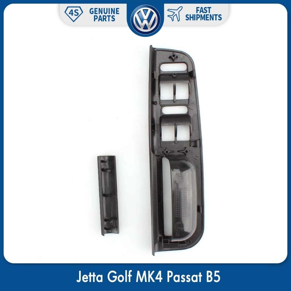 Ventana de bisel de interruptor puerta soporte del Panel de ajuste para VW Volkswagen Jetta Golf MK4 Passat B5 3B1 867, 171 E 9B9 3B0 867 175 9B9
