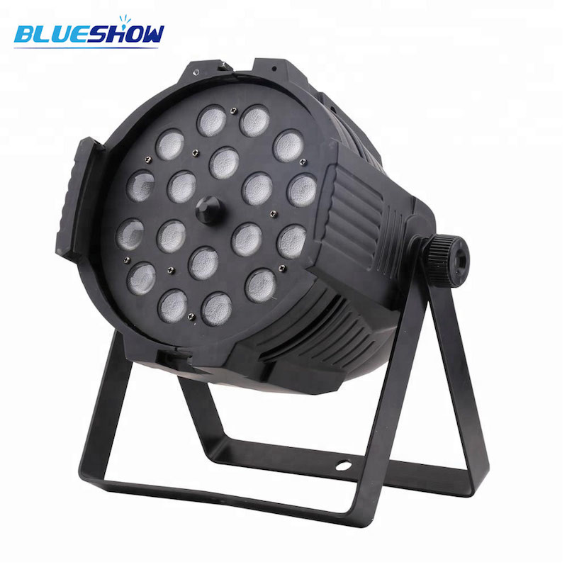 zoom 18x10w rgbw 4in1 led par light