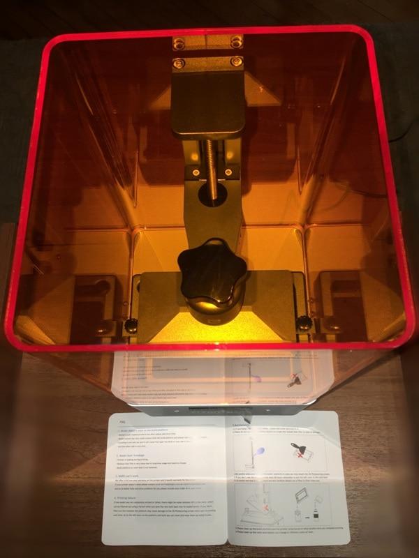 Impressoras 3D Tamanho Impressão Impressão