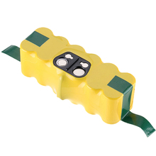 GTF Top Ni-MH Battery for iRobot 14.4 V 3500mAh  80501 500 550 560 510 610 ACCU Rechargeable