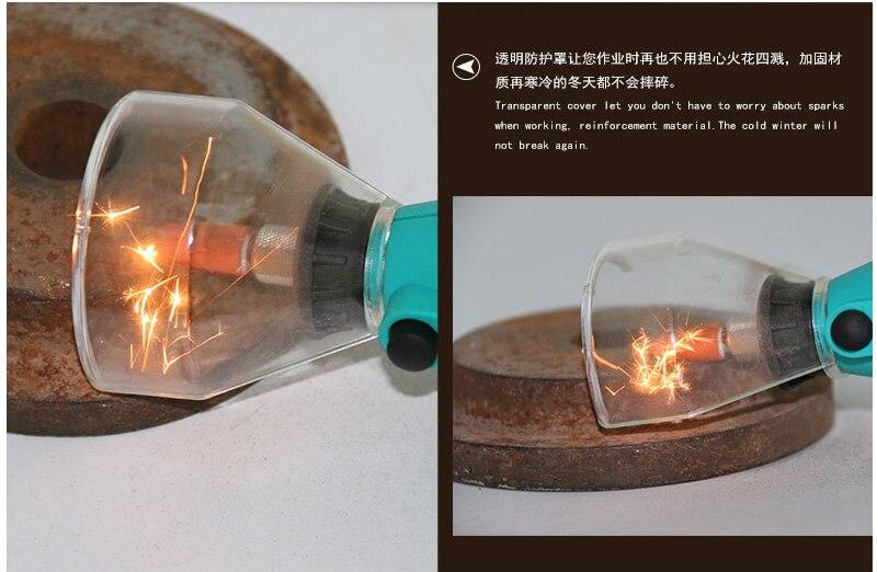 طاحونة DIY الكهربائية كبير 10