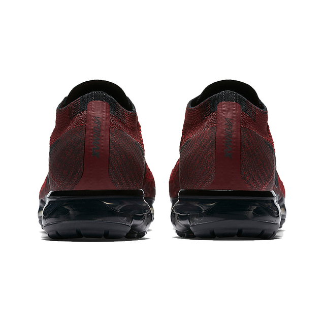 NIKE Air VaporMax Flyknit Original Mens Running Shoes Stability Height Increasing Breathable Lightweight Sneakers For Men Shoes 4