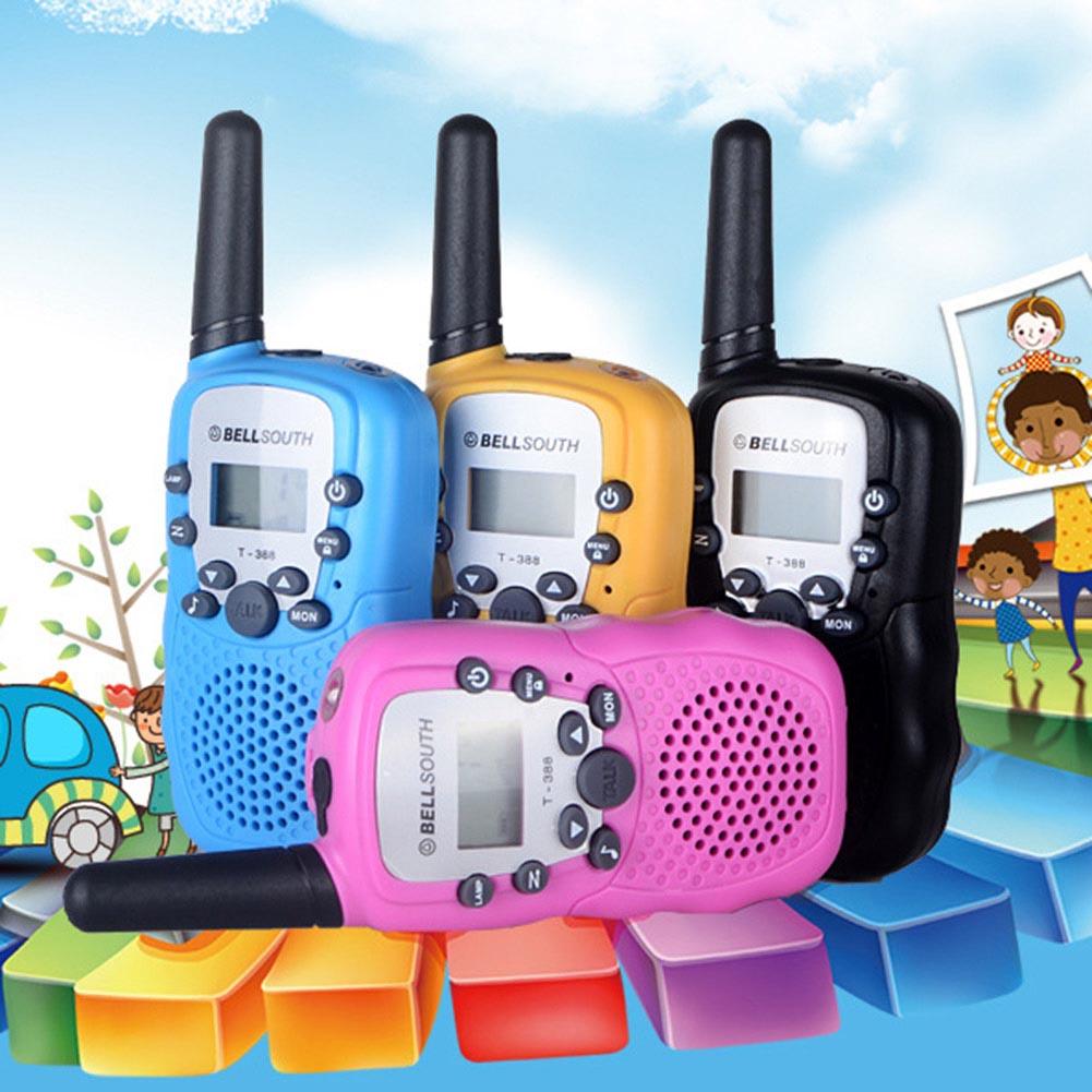 Intercom Electronic Walkie Talkie Kids C