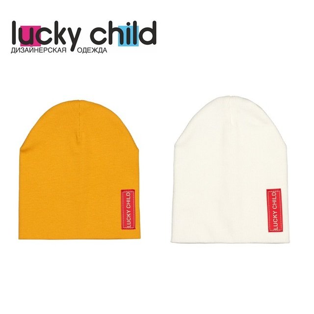 Шапка Lucky Child арт. 44-9 [сделано в России, доставка от 2-х дней]