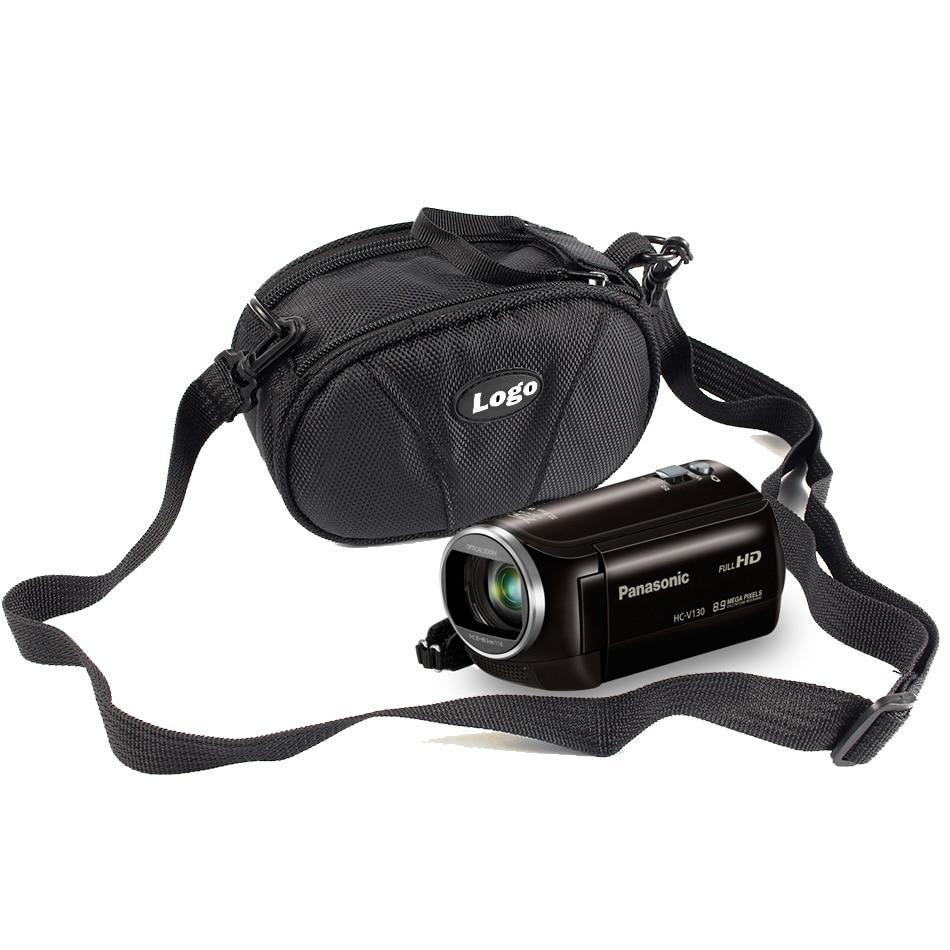 цена на Carry Camera Bag Case Video DV For Panasonic Camcorders HC V100 V110 V130 V160 V180 V250 V270 V380 V550M V700 SD90 SD60DV