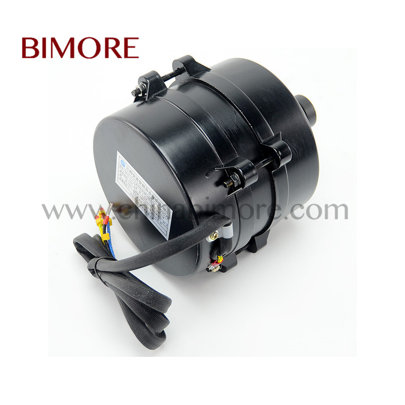 YBP90-6Y3 Elevator three-phase ac variable frequency asynchronous motor 70W