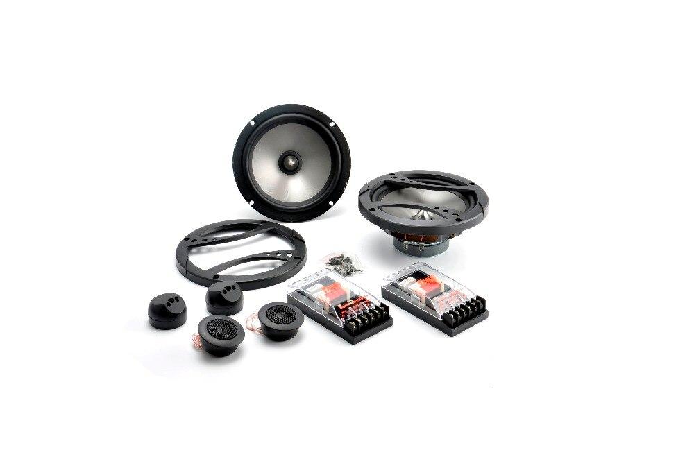 Composant acoustique pour voiture ampli LB 6.5 haut-parleurs Hi-Fi 140 Watts 90 dB 4 ohms