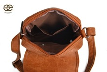 Bolso de bandolera/hombro de Unisex con solapa, cierre magnetico