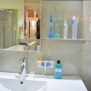 Image 3 - 2019 New Faucet Water Flosser Oral Dental Irrigator Dental Flosser Floss Water Jet Floss Pick Oral Irrigation Water Dental Pick