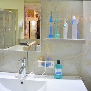 Image 3 - 2019 Nieuwe Kraan Water Flosser Oral Dental Irrigator Tanden Bleken Floss Waterstraal Floss Pick Orale Irrigatie Water Dental Pick