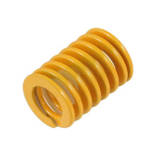 цена Uxcell Od 18Mm Id 9Mm Orange Metal Tubular Section Mould Die Spring Long 25mm | 30mm | 35mm | 40mm | 50mm | 60mm в интернет-магазинах