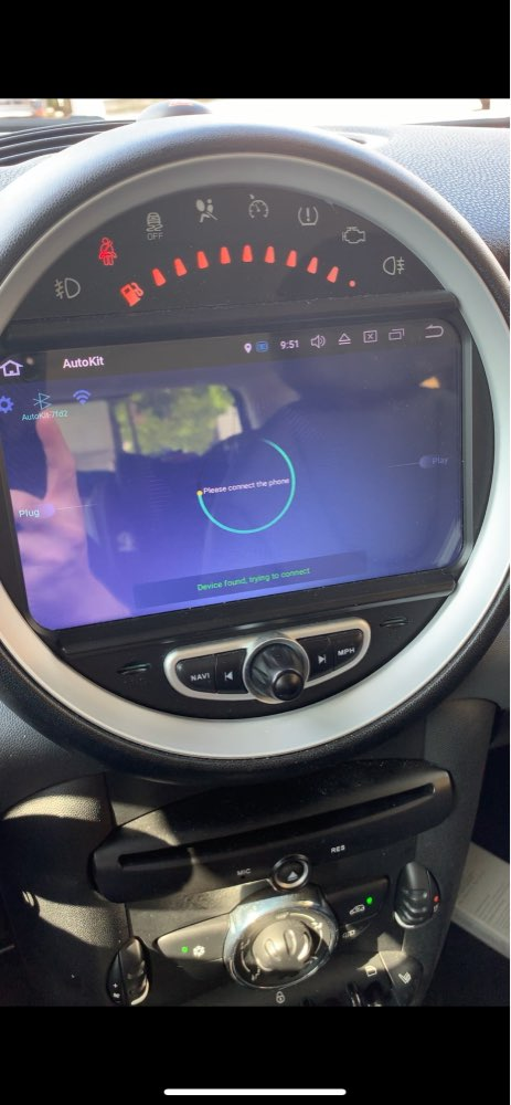 Nm automotive carplay