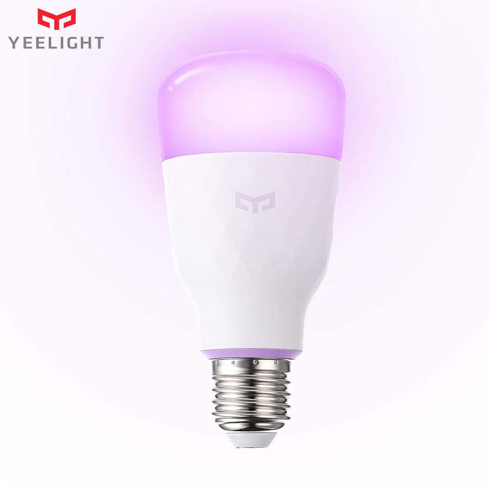 Yeelight LED Bulb Smart Home Automation Timer Dimmable WiFi Phone Control Works with Alexa/Google Assistant For xiaomi Homekit
