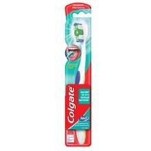 COLGATE 360 Суперчистота всей полости рта, многофункциональная зубная щетка, средней жесткости