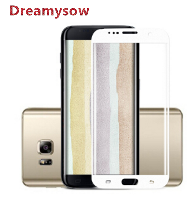 2.5D 9H Colorful Full Cover Tempered Glass for Samsung S3/4/5/6/7 A3/5/7/9 Full Coverage Screen Protector Film