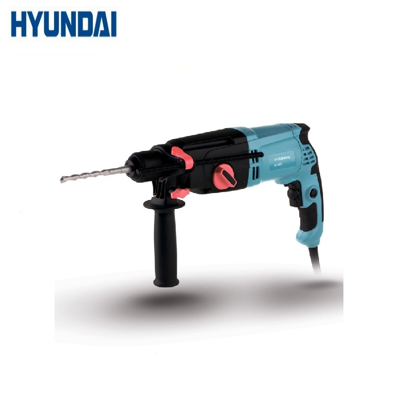 Perforator HYUNDAI H 800 EXPERT Heavy Impact Concrete Breaker Electric Drill Industrial Power Tools Concrete Impact все цены