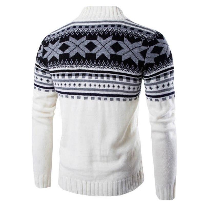 US $28.35 |Chic Herren Pullover Strickjacken Frühling Herbst Winter Ethnischen Stil Weihnachten Pullover Mantel Lässig Männlich Marke Kleidung in Chic