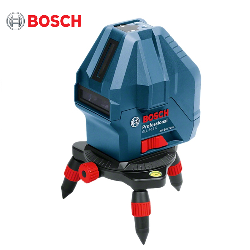 Level laser Bosch GLL 3-15X rehabilitation physiotherapy low level laser therapy equipment healthcare supplies