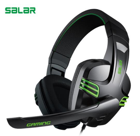 KX101 Deep Bass Gaming Headset Earphone Headband Stereo Headphones with Mic for PC Gamer headphone for computer