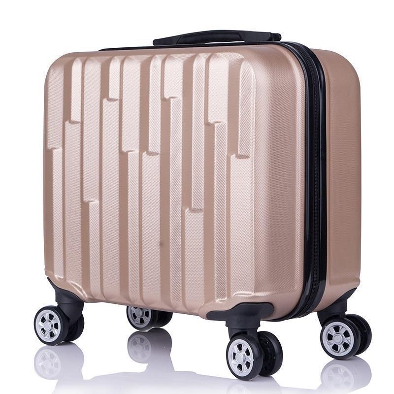 Travel Bavul Maleta Viaje Con Ruedas Envio Gratis Cabin Valise Cabine Mala Viagem Carro Trolley Koffer Suitcase Luggage 18inch