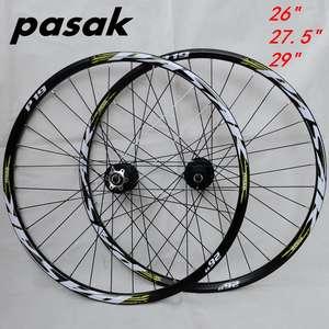"""Bike-Parts 26/"""" rueda delantera alu-llanta Nabendynamo Shimano dh-c3003"""