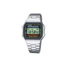 Наручные часы Casio A-168WA-1 мужские кварцевые