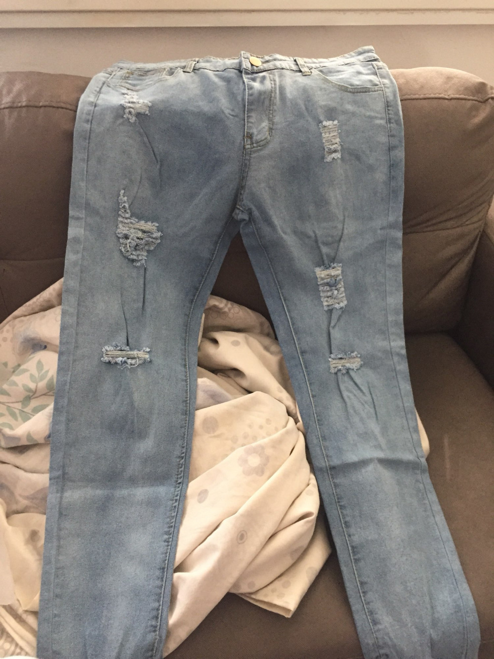 Материал:: Джинсовая; хип-хоп человек; крем тонкий; кошка джинсы мужчины;