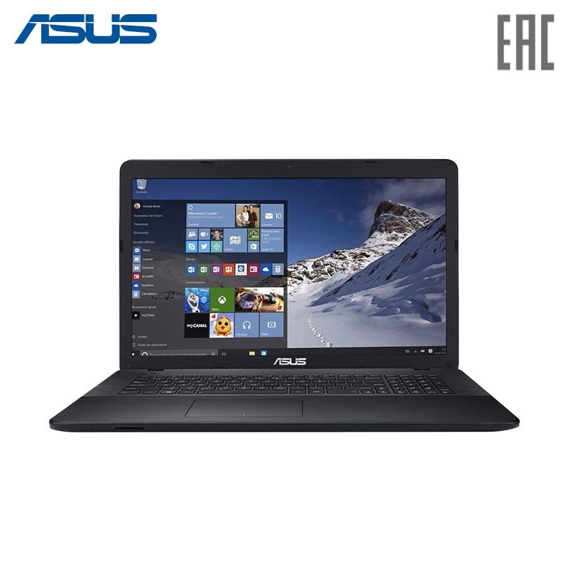 """Ноутбук ASUS X751NA-TY001 17,3 """"HD + Intel Pentium N4200, 4 ГБ, 500 ГБ, DVD-RW, Endless (90NB0EA1-M01760)"""