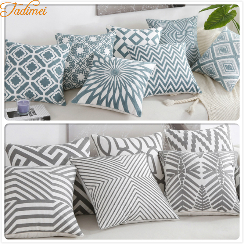 18 Inch 45x45 Cm Throw Hold Pillow Case