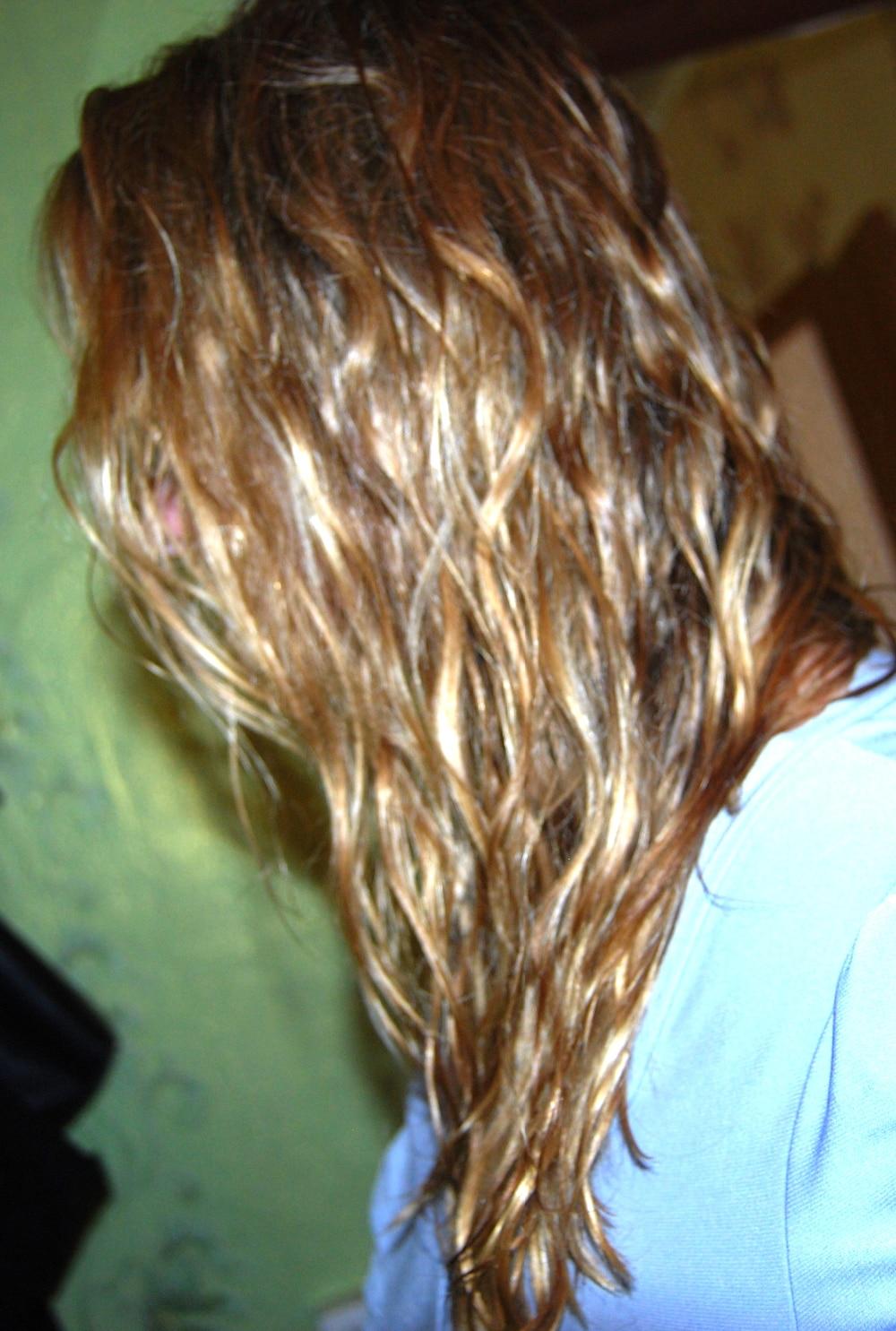 Чтобы волосы меньше путались