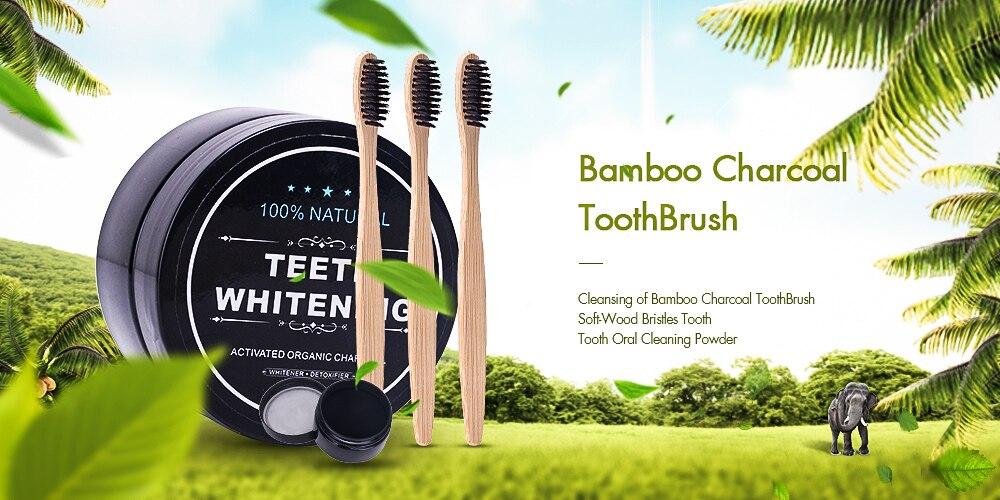 2 коробки 50 м бамбуковый уголь зубная нить зубочистка Стоматологическая Чистка мятный вкус зубная нить Стик очиститель зубов