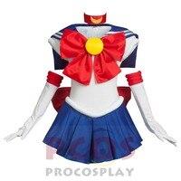 ProCosplay Tsukino Usagi Sailor Moon Cosplay Costume for kid mp000139
