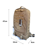 12L TSSI M9 Medical Pack Tactical First Aid Kit Backpack Molle Army Waterproof Bug Out Bag Rucksack Outdoor Hike Camp TW BG002