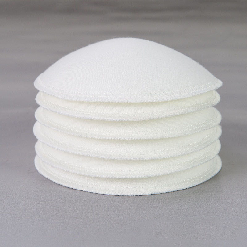 4pcs Fashion Baby Feeding Breast Pad Washable Nursing Pad Soft Absorbent Reusable Nursing Anti-overflow Maternity Nursing Pad 4