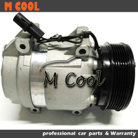 2 3 3 High Quality AC Compressor For SSANGYONG REXTON 2.9 3.2 2.7 Xdi 2002-2006 6611304415 714956 6611304915 6611305011 TSP0155880 (2)
