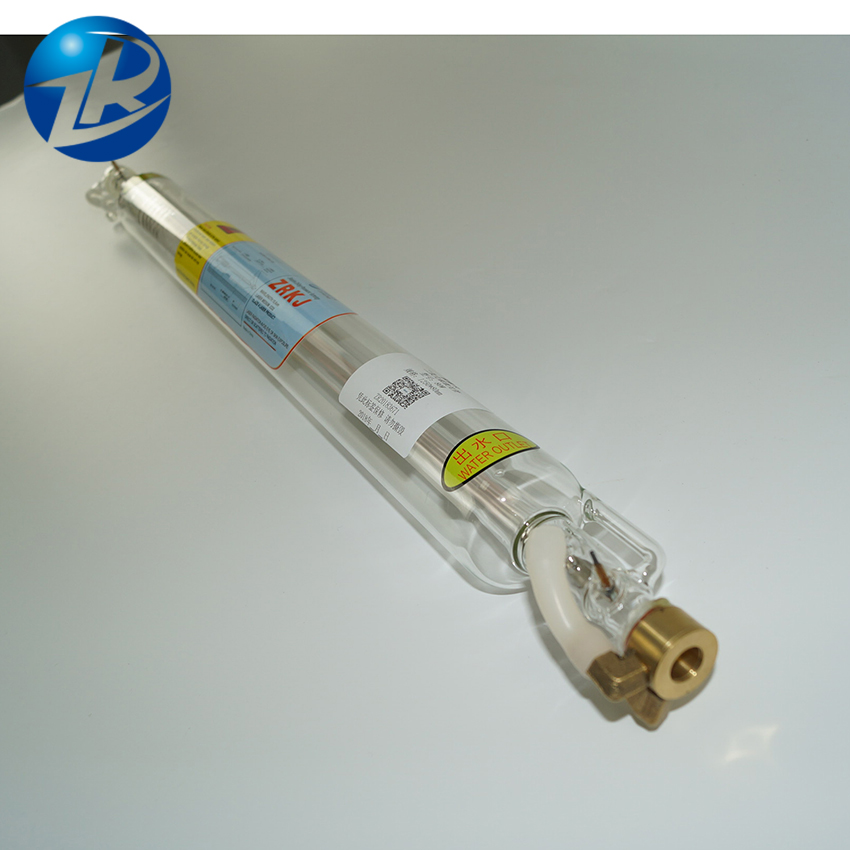 co2 laser tube 50w with 1000mm Length 55mm diameter ZuRongco2 laser tube 50w with 1000mm Length 55mm diameter ZuRong