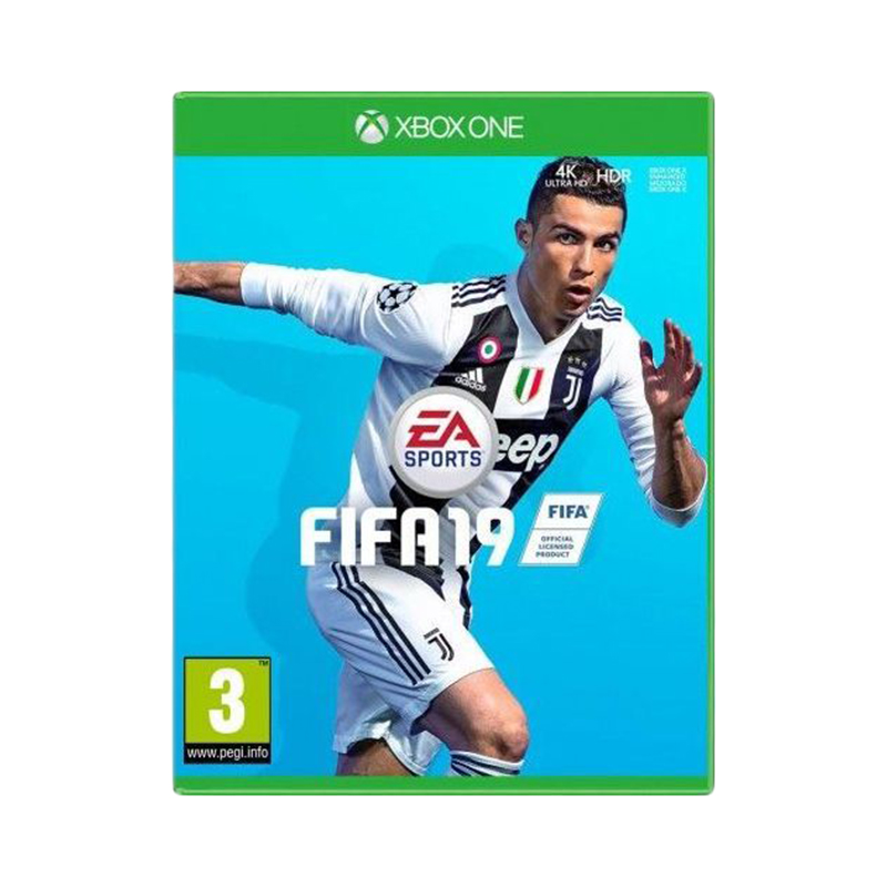 Game Deals xbox Microsoft Xbox One FIFA 19 вытяжка каминная maunfeld tower round 60 white бежевый